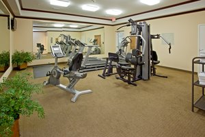 Fitness/ Exercise Room - Candlewood Suites League City