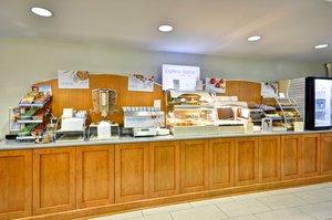 Restaurant - Holiday Inn Express Airport Romulus