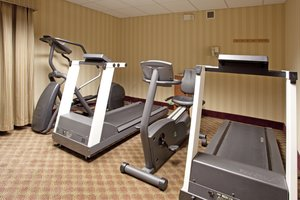 Fitness/ Exercise Room - Holiday Inn Express Hotel & Suites Lexington