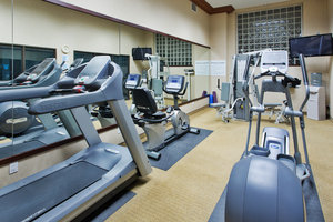 Fitness/ Exercise Room - Holiday Inn Express NW Downtown Portland