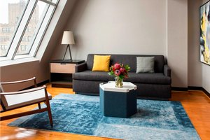 Suite - Four Points by Sheraton Hotel Soho Village NYC