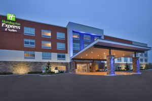 Exterior view - Holiday Inn Express Hotel & Suites Parkersburg