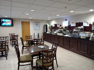 Restaurant - Holiday Inn Express Wilkes-Barre