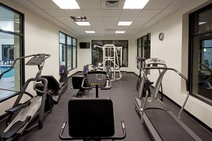 Fitness/ Exercise Room - Holiday Inn Hotel & Suites Peabody