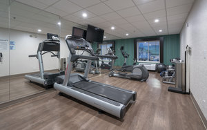 Fitness/ Exercise Room - Holiday Inn Express Hotel & Suites Coon Rapids