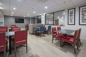 Restaurant - Holiday Inn Express Hotel & Suites Coon Rapids