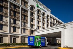 Lobby - Holiday Inn Express College Park