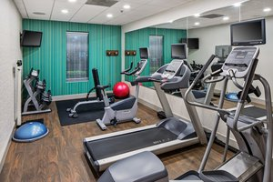 Fitness/ Exercise Room - Holiday Inn Express College Park