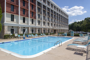 Pool - Holiday Inn Express College Park