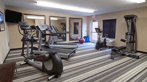 Fitness/ Exercise Room - Candlewood Suites Sioux Falls