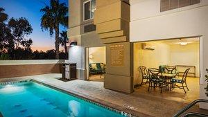 Pool - Candlewood Suites Anaheim