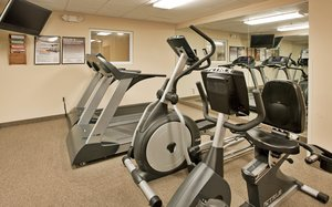 Fitness/ Exercise Room - Candlewood Suites Olathe