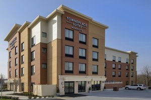 Exterior view - TownePlace Suites by Marriott College Park