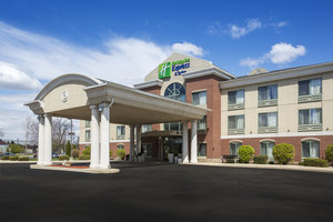 Exterior view - Holiday Inn Express Hotel & Suites Kalamazoo