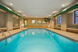Pool - Holiday Inn Express Hotel & Suites Kalamazoo