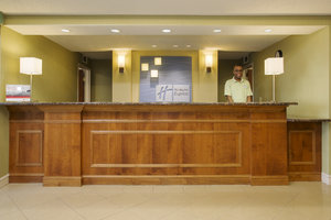 Lobby - Holiday Inn Express Hotel & Suites Kalamazoo