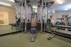 Fitness/ Exercise Room - Candlewood Suites Bismarck