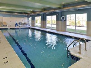 Pool - Holiday Inn Express Hotel & Suites Island Lake Brighton
