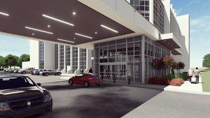Exterior view - Crowne Plaza Suites Arlington