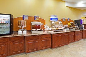 Restaurant - Holiday Inn Express Wendover Greensboro