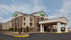 Exterior view - Holiday Inn Express Mercer