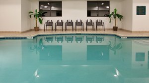 Pool - Holiday Inn Express Mercer