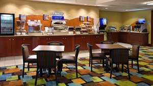 Restaurant - Holiday Inn Express Mercer