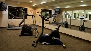 Fitness/ Exercise Room - Holiday Inn Express Mercer
