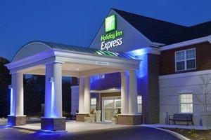 Exterior view - Holiday Inn Express North Williamsburg