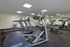Fitness/ Exercise Room - Holiday Inn Express North Williamsburg
