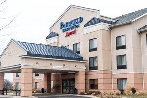 Exterior view - Fairfield Inn & Suites by Marriott Norton Shores