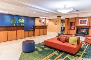 Lobby - Fairfield Inn & Suites by Marriott Norton Shores