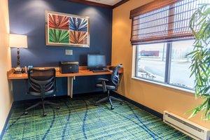 Conference Area - Fairfield Inn & Suites by Marriott Norton Shores