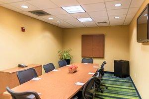 Meeting Facilities - Fairfield Inn & Suites by Marriott Norton Shores