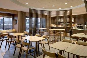 Restaurant - SpringHill Suites by Marriott Vernal