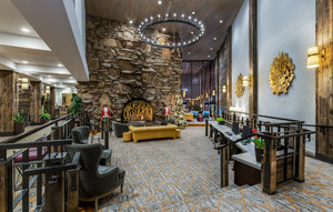 Lobby - Crowne Plaza Resort Asheville