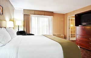Suite - Holiday Inn Express Rolling Meadows