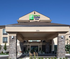 Exterior view - Holiday Inn Express Hotel & Suites Logan