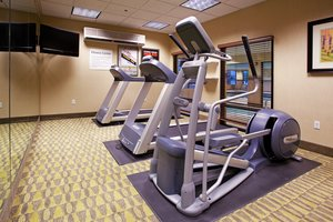 Fitness/ Exercise Room - Holiday Inn Express Hotel & Suites Logan