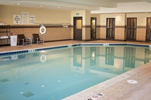 Pool - Holiday Inn Express Hotel & Suites Logan