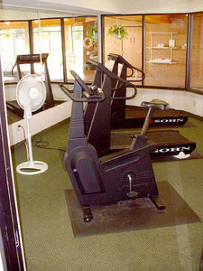 Fitness/ Exercise Room - Holiday Inn Express Hotel & Suites Bad Axe