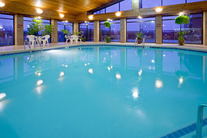 Pool - Holiday Inn Express Hotel & Suites Bad Axe