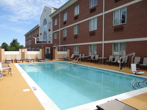 Pool - Holiday Inn Express Hotel & Suites Delmar