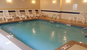 Pool - Holiday Inn Express Hotel & Suites West Mobile