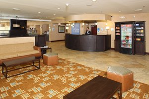 Lobby - Holiday Inn Express Hotel & Suites West Mobile