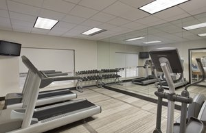 Fitness/ Exercise Room - Holiday Inn Grand Rapids Airport Kentwood