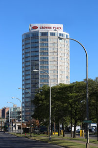 Exterior view - Crowne Plaza Hotel Syracuse