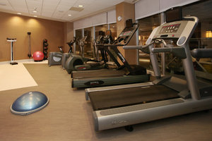 Fitness/ Exercise Room - Crowne Plaza Hotel Syracuse