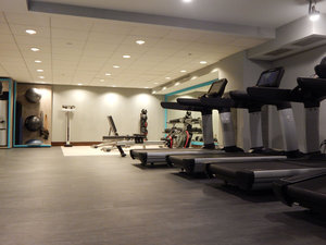 Fitness/ Exercise Room - Crowne Plaza Chicago West Loop Hotel