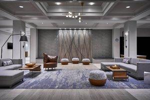 Lobby - Delta Hotel by Marriott Airport Norfolk
